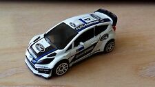 MAJORETTE RACING - FORD FIESTA WRC    LOOSE      1/64 APROX. *NEW*