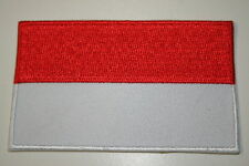 Poland(Polish)) Embroidered Heat Sealed Patch P015