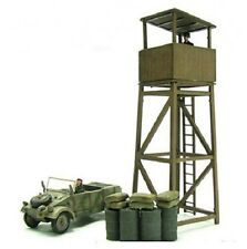 Blitz72 Kubelwagen and Watch Tower ~BL19692