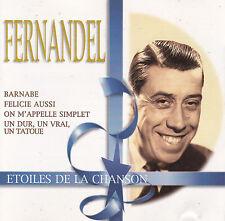 CD 25T FERNANDEL ETOILE DE LA CHANSON BEST OF 1999 DISKY