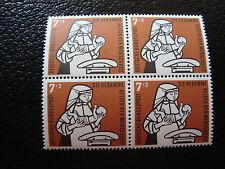 GERMANIA (rfg) - francobollo - yvert e tellier n° 119 x4 n (A5) stamp (A)