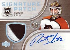 05-06 The Cup SIGNATURE PATCH xx/75 Made! Robert ESCHE - Flyers