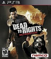 Dead to Rights: Retribution PlayStation 3 PS3