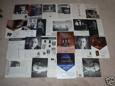 Klipsch Ad Archive on CD,24 Ads, RARE ONES! Rare Info!