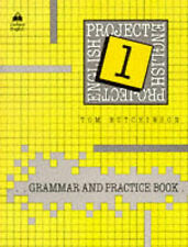 PROJECT ENGLISH 1: GRAMMAR AND PRACTICE BOOK., Hutchinson, Tom., Used; Very Good