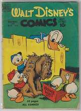 L2647: Walt Disney's Comics #111, G-VG Condition