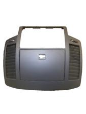 2005 2006 NISSAN ALTIMA BLACK RADIO BEZEL DASH STORAGE CUBBY VENTS A/C Glove Box