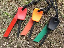 Survival Magnesium Flint Stone Fire Starter Emergency Lighter Kit Super Nice Hot