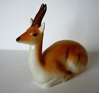 Lomonosov PORCELAIN Figurine Gazelle