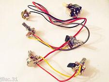 New KIT câblé Les Paul & SG - wiring kit - pour guitare Gibson, Epiphone
