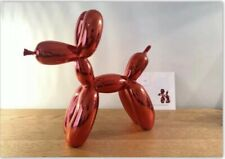 Jeff Koons (After) - Balloon Dog (Red) COA - Sculpture - Grand -  Num : Sur/999