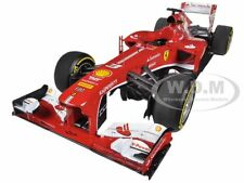 FERRARI F1 F138 FERNANDO ALONSO CHINA GP 2013 ELITE 1/18 BY HOTWHEELS BCT82