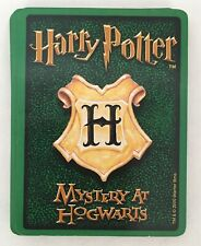 Harry Potter Mystery at Hogwarts 10 Green Cards Sleeve Replacement Game Part