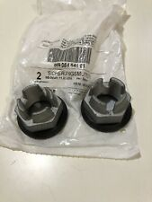 Porsche 911 997.2/ Boxster/Cayman 987.2 Wheel Hub Lock Nut X2 99908464101 New