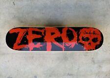 Zero 'Blood' Deck Signed by Jamie Thomas