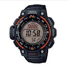 Casio Watch * SGW1000B-4A Outgear Triple Sensor Black Canvas for Men COD PayPal <br/> SPECIAL OFFER! Nationwide COD Free Ship Meet Up PayPal