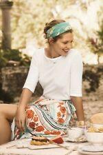 New Anthropologie Frida Wrap Skirt by One September $138  SMALL