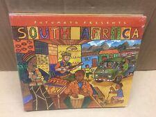 PUTUMAYO PRESENTS SOUTH AFRICA CD WORLD MUSIC BRAND NEW UNOPENED