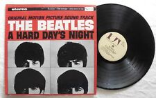 The Beatles, A Hard Day's Night (1964), Soundtrack, United  #UAS 6366, Stereo LP