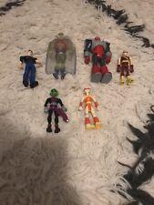 New listing Teen Titans Justice League Figures Beast Boy Speedy Martian Manhunter Superboy