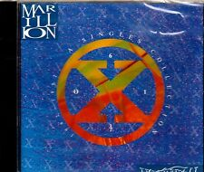 CD - MARILLION - A singles collection