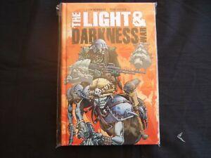 The Light & Darkness War hardcover Graphic novel (b6)