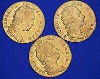 George III gaming tokens half guinea spade Good Old Days 1788 [22104]