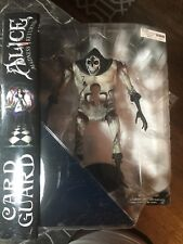Marvel Select Alice Madness Returns Card Guard Action Figure super rare NRFB