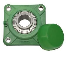 SUC-FPL207 35mm Thermoplastic Square Flange Bearing with Stainless Steel Insert