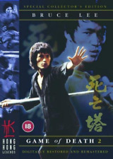 The Game Of Death Part 2 DVD Special Collector'S Edition Bruce Lee Brand New UK