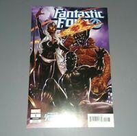 Fantastic Four #1 Brooks Variant Marvel Comics Black Panther, Storm