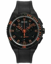 MIDO OCEAN STAR CAPTAIN CHRONOGRAPH QUARTZ MEN'S WATCH M0234173705109 MSRP: $820