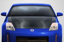 Fit Nissan 350Z 07-08 Carbon Creations DriTech Carbon Fiber TS-3 Hood