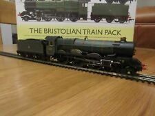 hornby  ex r3401 bristolian train pack gwr king class king charles11  loco only