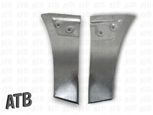 Plaque de Réparation Lot Garde-Boue Galvanisé Pour VW Golf III 3 Cabriolet