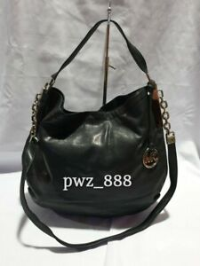 MICHAEL KORS 2 Way Leather Hobo Bag