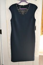 Alfani dress size 14 Large black NEW