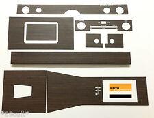 NEW Woodgrain Dash & Manual Console Kit for Holden HK Monaro GTS Premier