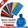 1PC Self-Adhesive Cloth Patch Down Jacket Leather Repair Patch Sticker