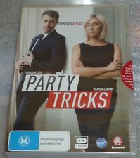 Party Tricks (DVD, 2014, 2-Disc Set) New Sealed Free Postage
