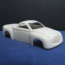 Jimmy Flintstone HO '50's Custom Truck Resin Slot Car Body - Fits 4 Gear  #19