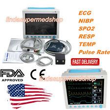 Fda Us Multiparameter Icuccu Patient Monitorecgnibptempresppulse Ratespo2