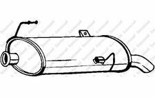 BOSAL Pot d'échappement pour PEUGEOT 206 206+ 190-139 - Pièces Auto Mister Auto