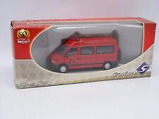 Solido Feuerwehr 1/50 - Renault Master Neufoca