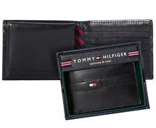 Tommy Hilfiger Ranger Billfold Wallet - Black