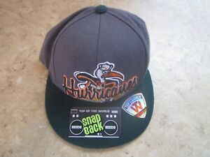 Miami Hurricanes Cosigner Youth Snapback Flat Bill Brim CANES NCAA Hat Cap