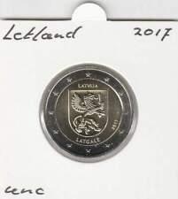 Letland 2 euro 2017 UNC : Latgale