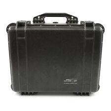 PELICAN 1550 PROTECTOR CASE BLACK 1550 #2800