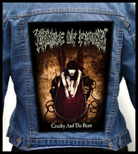 CRADLE OF FILTH - Cruelty and the Beast --- Giant Backpatch Back Patch