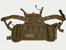 Tactical Assault Vest ALPHA PALS-MOLLE in COYOTE by ANA Russian Military